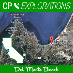 Cali Paddler Explorations - Del Monte Beach