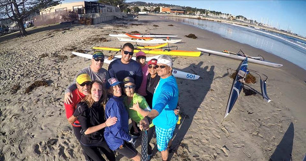 OC1 Paddle Group Monterey