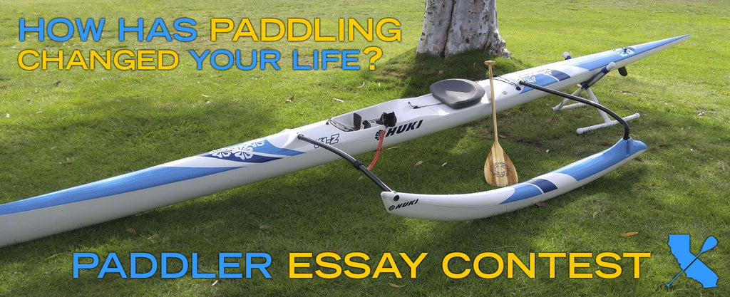 How has paddling changed your life?