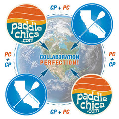 Paddlechica and Cali Paddler Collaboration Announcement