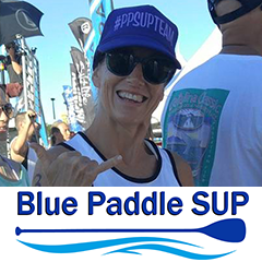Cali Paddler Team Writer Maggie Adams