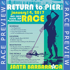 Santa Barbara Return to the Pier Race Preview