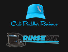 Rinse Kit for Review Paddlers