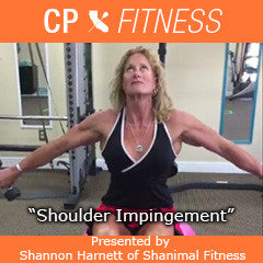 CP Fitness - Shoulder Impingement