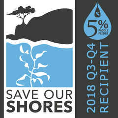 Save Our Shores - Non-profit Partnership