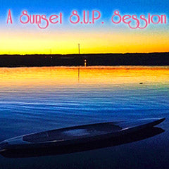 Sunset SUP Paddle Session