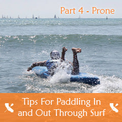 Prone Paddleboard Tips