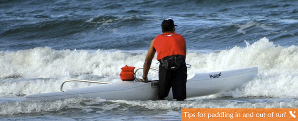 Paddle Tips for Surf