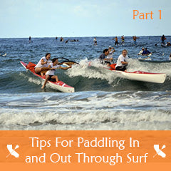 Paddle Surf Tips