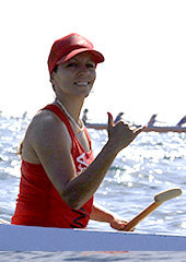 Cali Paddler Team Writer Alyson Jackson