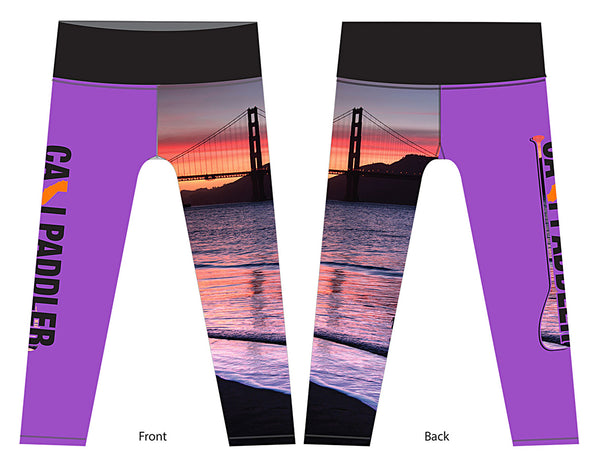 Golden Gate Paddle Pants