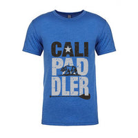 """CALI-PAD-DLER"" Men's Crew Shirt"