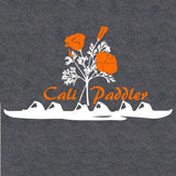 Golden Poppy Recycled Tri-Blend Long Sleeve Thermal