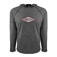 Diamond Paddler Mock-Twist Hoodie