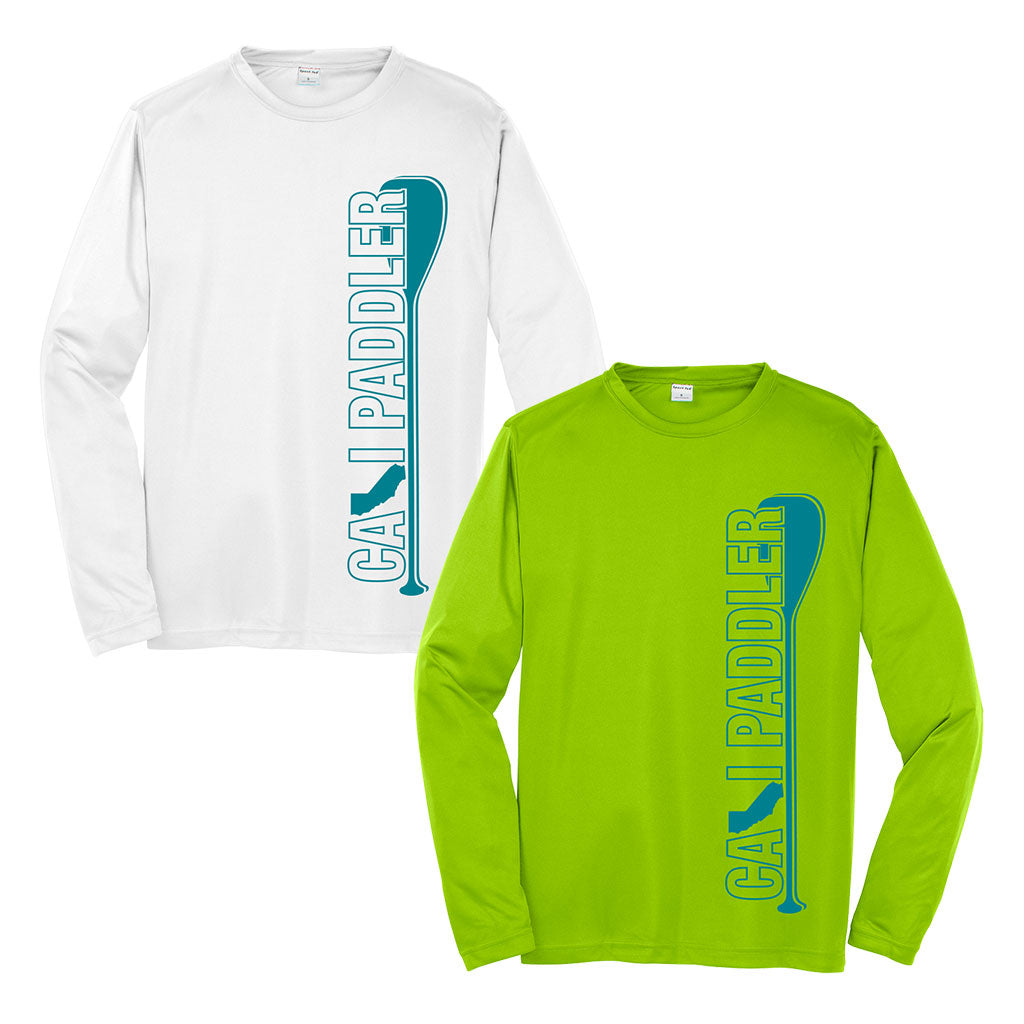 Cali Paddler Long-Sleeve Unisex Jersey