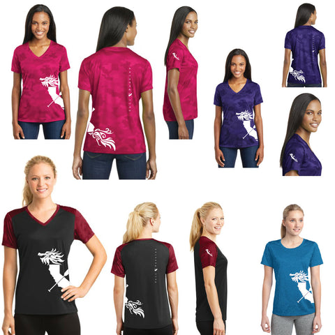 """Cali Dragon"" Women's Paddle Jersey"