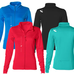 Lightweight Poly-Tech Water-Resistant Women's Jacket