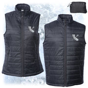 CP Logo Water & Wind Resistant Puffy Vest