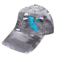 Cotton Camo Hat