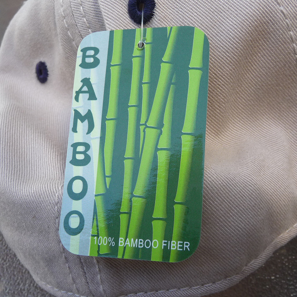 Brushed Bamboo Twill Paddle Hat