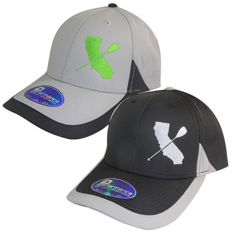 Wicking Performance Paddle Hat
