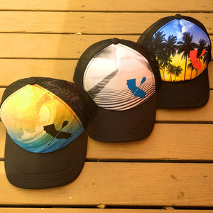 Artistic Photo Paddle Hats
