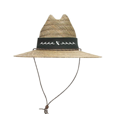 Straw Lifegaurd Hat