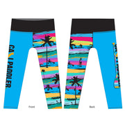 Paintbrush Paddle Pants