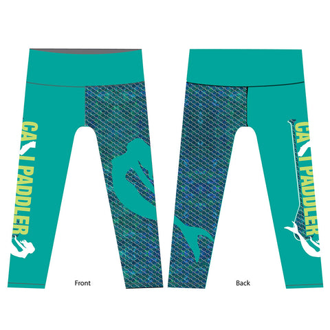 Mermaid Paddle Pants