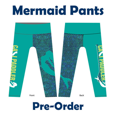 PRE-ORDER Mermaid Paddle Pants SHIPPED