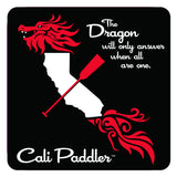 """Cali Dragon"" Dragonboat Sticker"