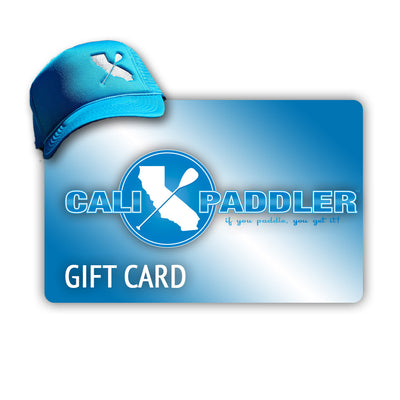 Cali Paddler GIFT CARD