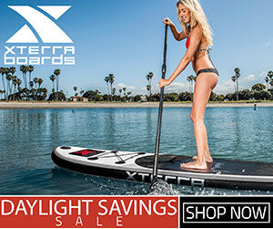 Xterra Boards Daylight Savings Time Sale