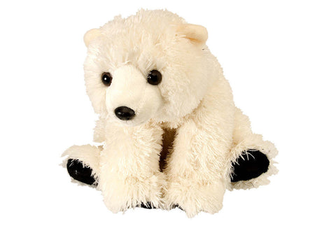 Cuddlekins Baby Polar Bear (12 in) by The Wild Republic