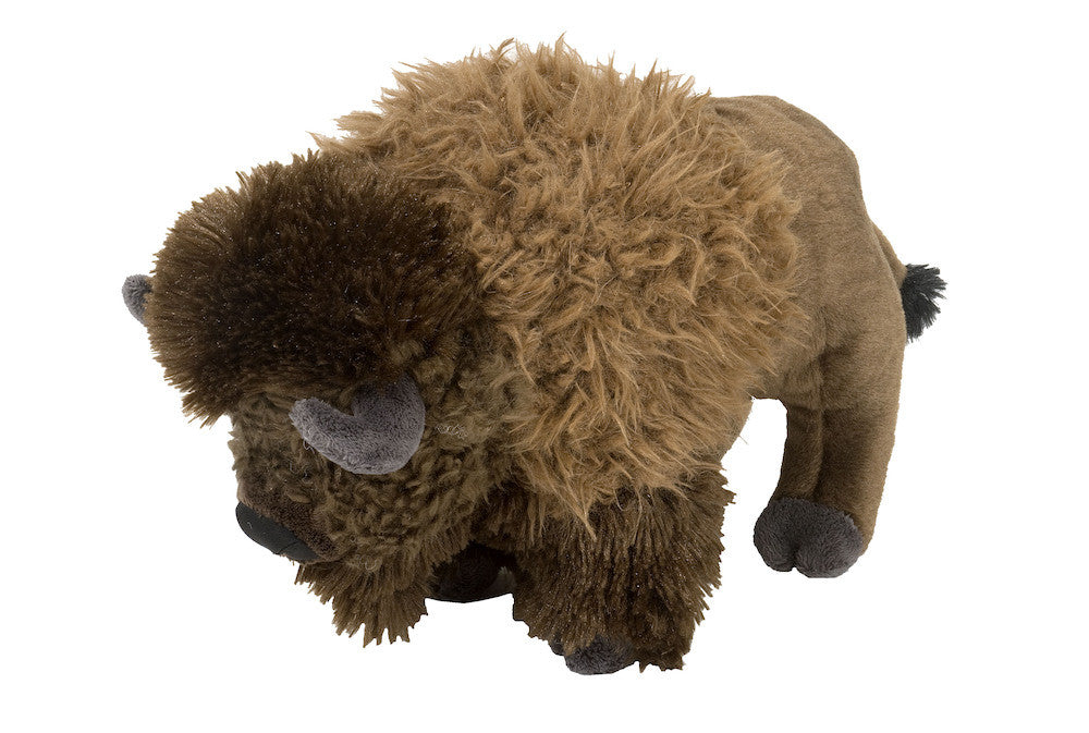 Cuddlekins Bison (12 in) by The Wild Republic