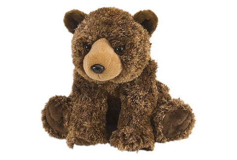 Cuddlekins Brown Bear (12 in) by The Wild Republic