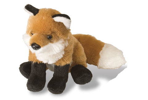 Cuddlekins' Mini Red Fox (8 in) by The Wild Republic