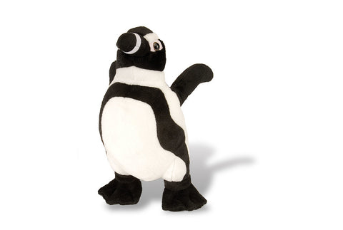 Cuddlekins Black Footed Penguin (12 in) by The Wild Republic