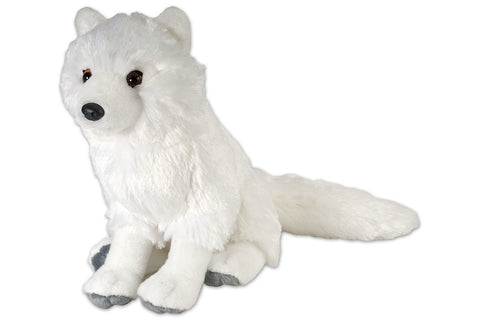 Cuddlekins Arctic Fox (12 in) by The Wild Republic