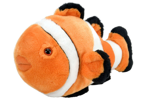 Cuddlekins Baby Clownfish (12 in) by The Wild Republic