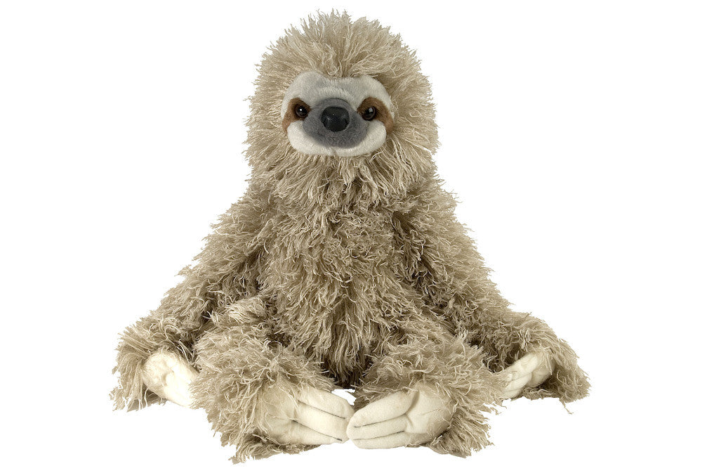 Cuddlekins Three-Toed Sloth (12 in) by The Wild Republic