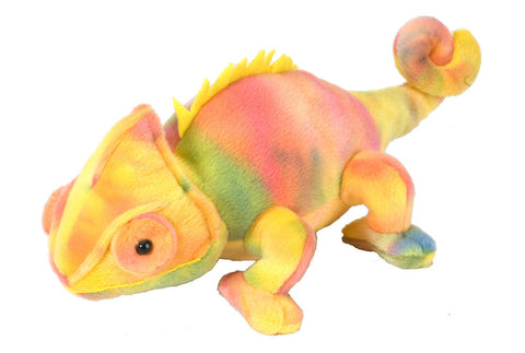 Cuddlekins Mini Chameleon (8 in) by The Wild Republic