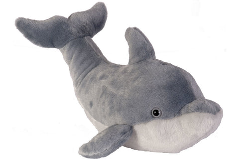 Cuddlekins Adult Dolphin (15 in) by The Wild Republic