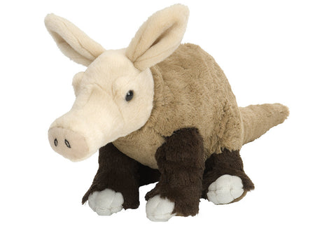 Cuddlekins Aardvark (12 in) by The Wild Republic