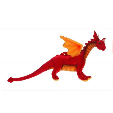 "Baby Red Dragon (10"") by Hansa"