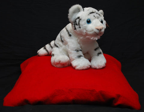 "Baby White Tiger plush (12"") by The Wild Republic"