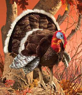 Folkmanis Turkey Puppet