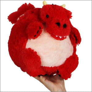 Squishable Mini Fire Dragon