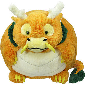 Squishable Chinese Golden Dragon 15""