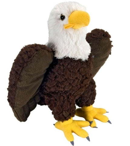 Cuddlekins Bald Eagle (12 in) by The Wild Republic